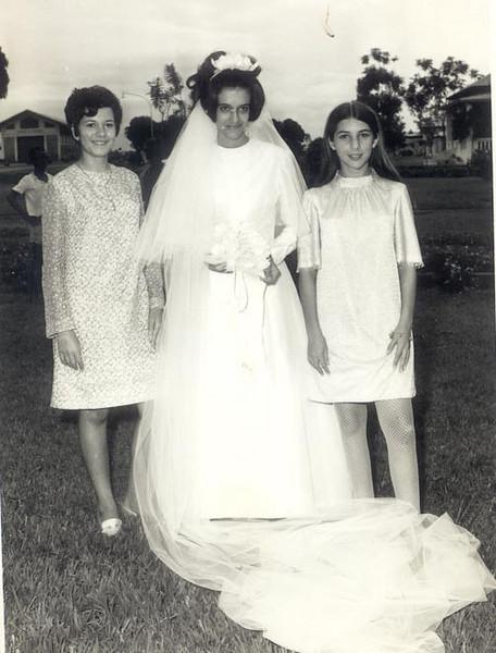 Andrada. 1968. IDALINA AMIEIRO E A. CARVALHO Isabel Caceiro, Idalina e Zelinha
