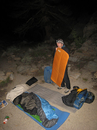 Palisades Traverse with Stevee (Aug 3, 2008) - Journal