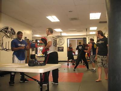 6-26-2010 KM Blue Belt Test
