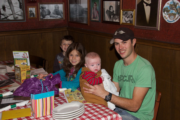 Matt Birthday Dinner at Buca de Beppo