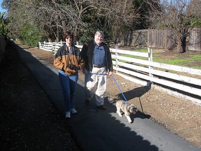 Lori and Tex, California 1/o6