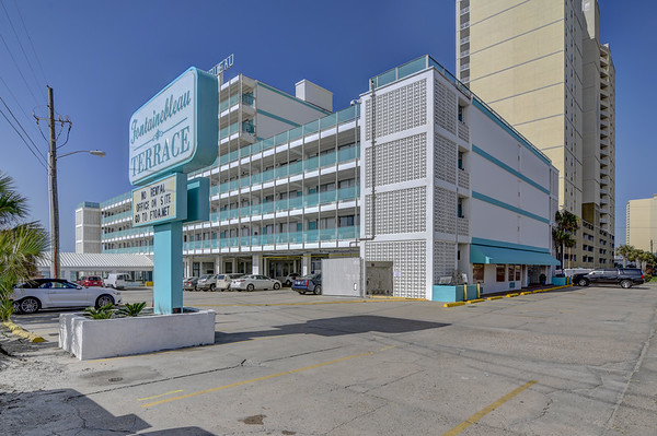 Fontainebleau Condominiums, Panama City Beach, Florida