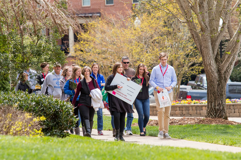 Accepted Student Day April 7, 2017