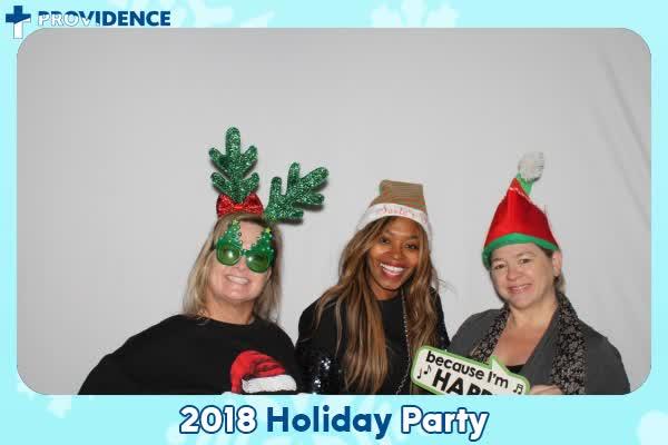 providence tarzana holiday party