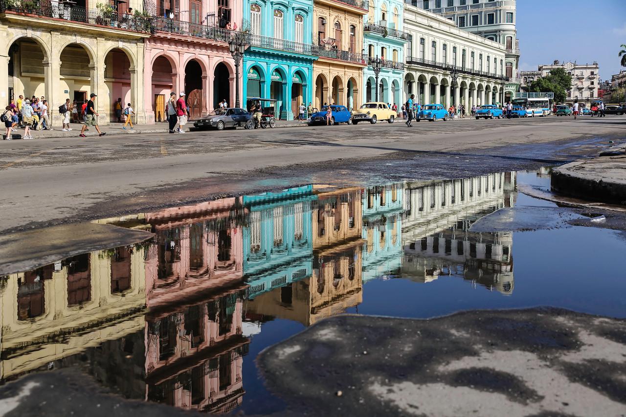 Havana Reflection