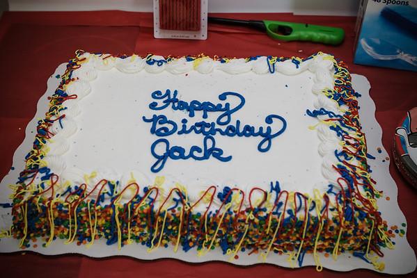Jack's 5th Birthday