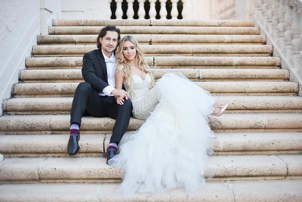 Christina and James Wedding