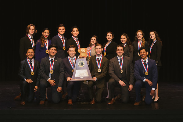 One Act Play State Champions Return