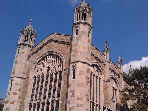 University of Michigan - Ann Arbor (mobile shots)