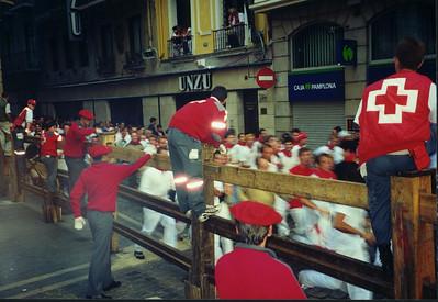 Pamplona 1999