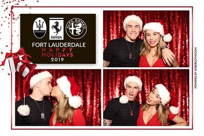 Ferrari Holiday Party, December 19th, 2019