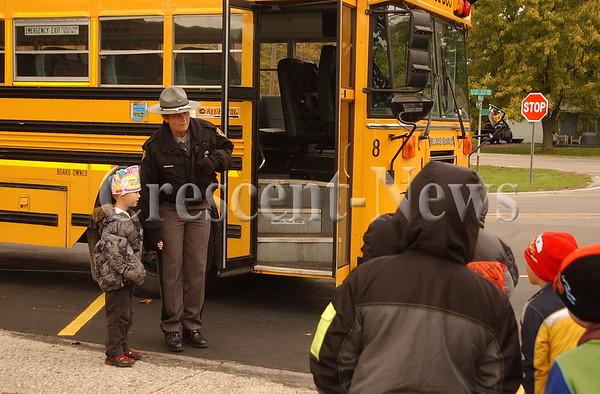10-24-13 NEWS Ayersville School Bus Safety