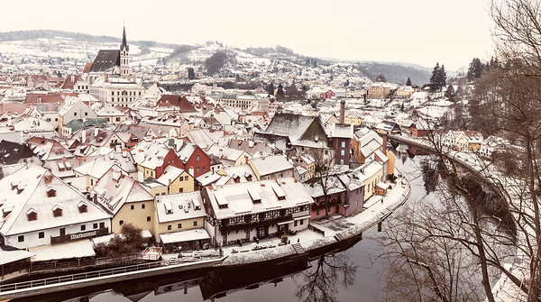 Through the Looking Glass: The fairy tale magic of Cesky Krumlov