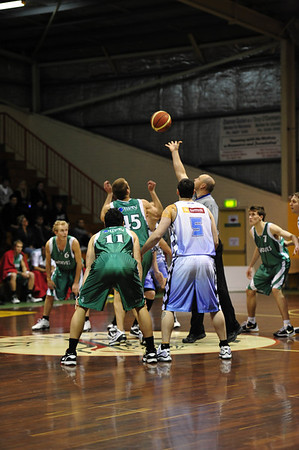 Waneroo Wolves vs Willetton Tigers 10/07/2010