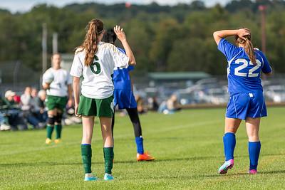 2014 Girls JV Soccer