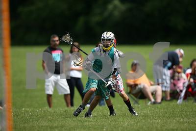 6/29/2013 - 7th/8th Grade - Rhino Lacrosse vs. Guilderland Lacrosse - Carthage High School, Carthage, NY