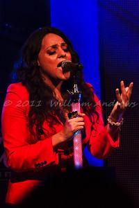 Marsha Ambrosius Concert at TLA Philadelphia Grey Goose Sponsor