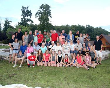 Big Cedar Family Reunion - 2015