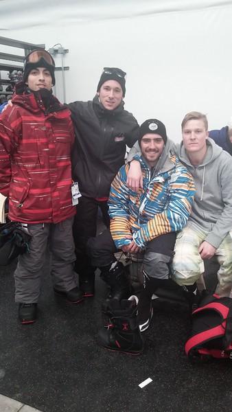 2015 CAB's Annual Ski Trip