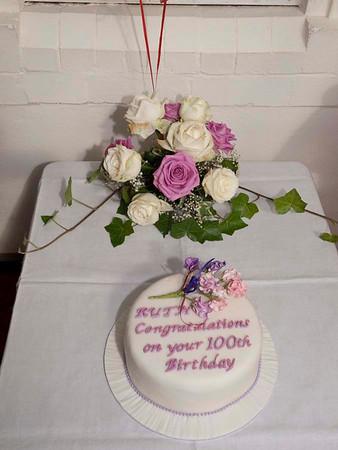 Granny Ruth - 100th birthday - 18 September 2010