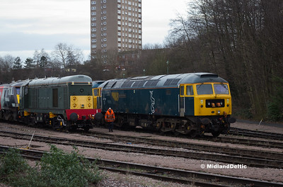 East Midlands (Rail), 07-01-2020