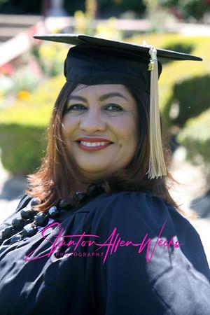 Martha's Graduation Photos