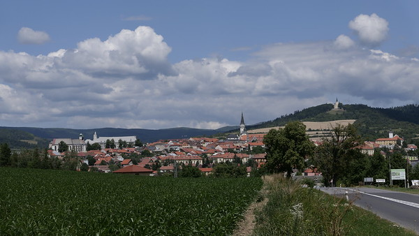 Slovakei Velo Tag5 - Mo 15.7.19: Levoca - Dedinky, 46km