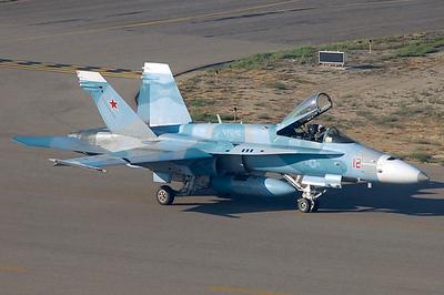 F-18C VCF-12 FIGHTING OMARS