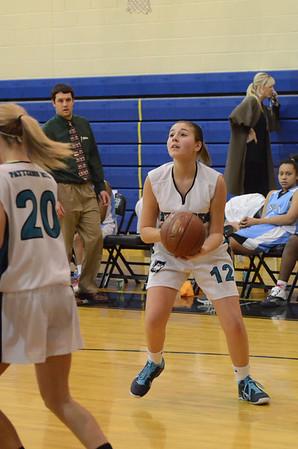 JV Girls Basketball December 19 vs Western Tech
