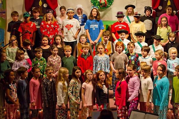 Pomfret Christmas Concert
