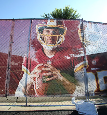 Redskins Training Camp 2018