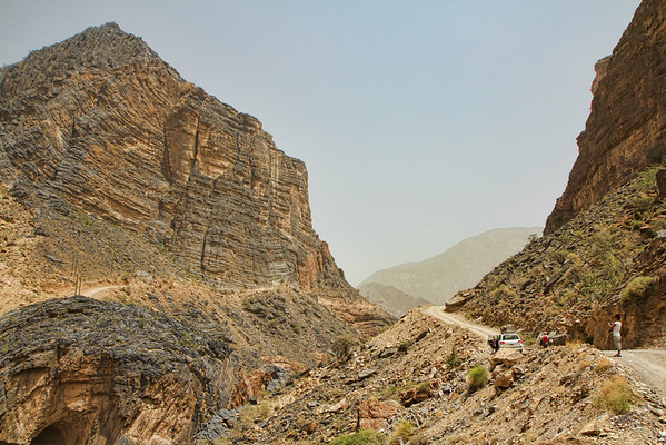 Bilad Syat Village Hike Oman
