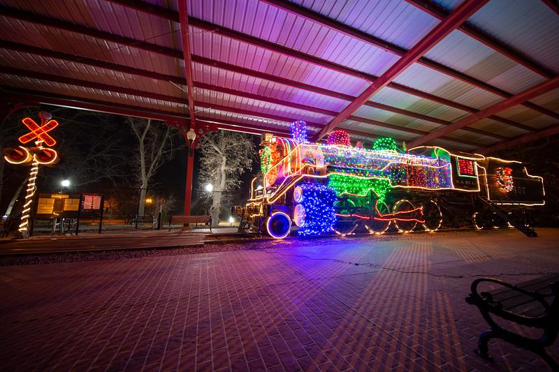 Mason City Train