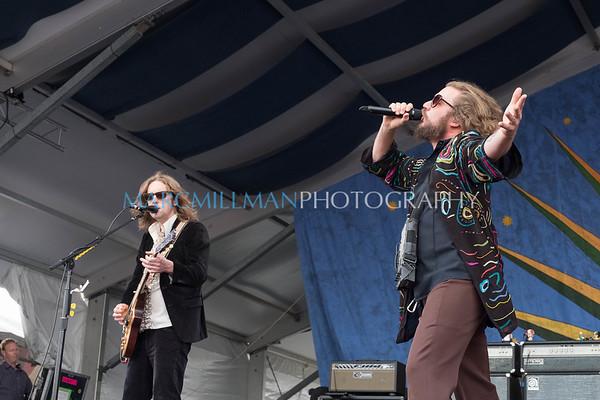 My Morning Jacket @ Gentilly Stage (Fri 4/29/16)