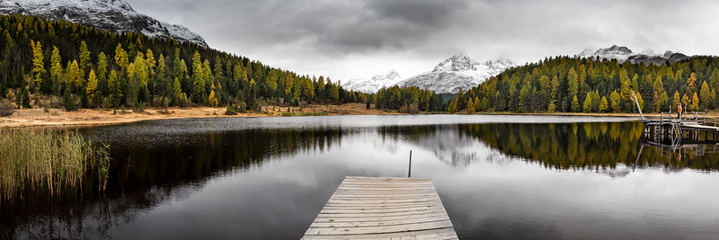 Stazersee St.Moritz