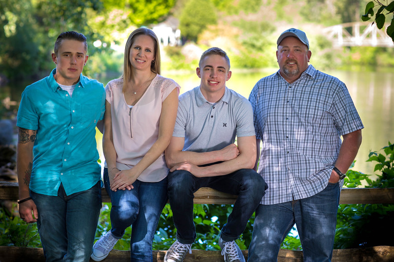 Anderson Family 2017