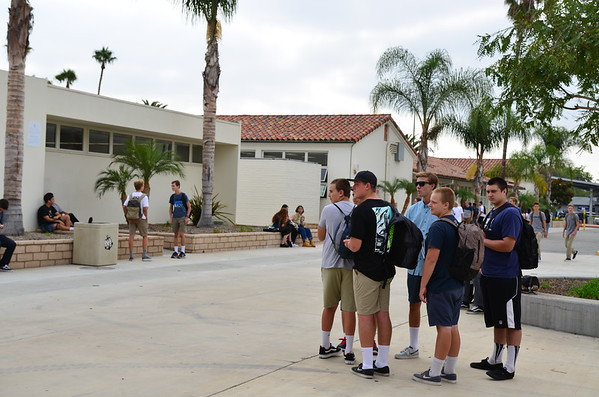 2016-17 First day of school