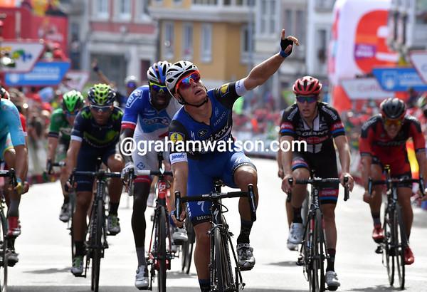 Vuelta a España - Stage 5:  Viveiro > Lugo, 171.3kms