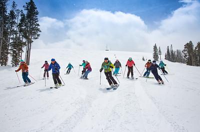 Nancy Oakes Hall Syncro Ski