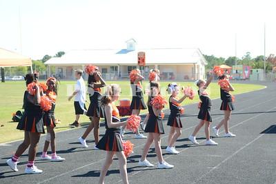 Varsity Trinity Youth Football and Cheer