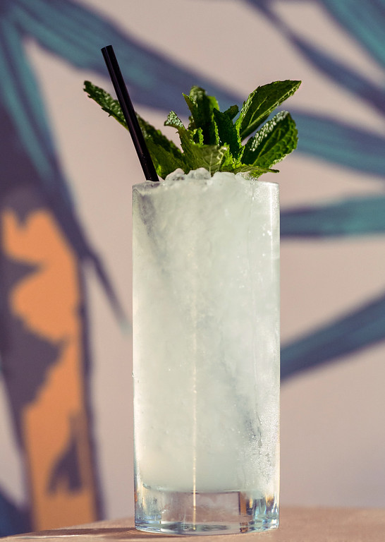 . For National Rum Month (August) and National Rum Day (Aug. 16),  try this Flor Mojito, made with Flor de Cana, which is aged naturally in American white oak bourbon barrels sealed with banana leaves giving the rum a whisky finish with tropical flavor notes. www.flordecana.com.<br> - 1 ½ part Flor de Caña 4 White Rum<br> - 1 part superfine sugar<br> - lime wedges<br> - 4 sprigs of fresh mint<br> - club soda<br> Muddle mint leaves, superfine sugar and lime in a mixing glass. Add Flor de Caña and ice in a cocktail shaker and shake. Strain into a tall glass filled with ice. Top with club soda. Garnish with mint.