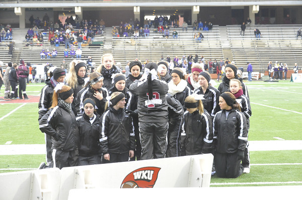 Pulaski football state championship