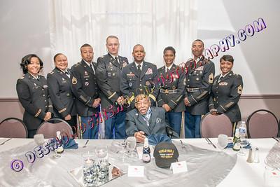 Private Roosevelt Ruffin 100th Birthday Celebration
