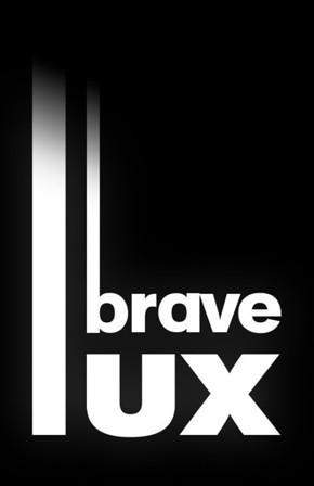 brave lux logo