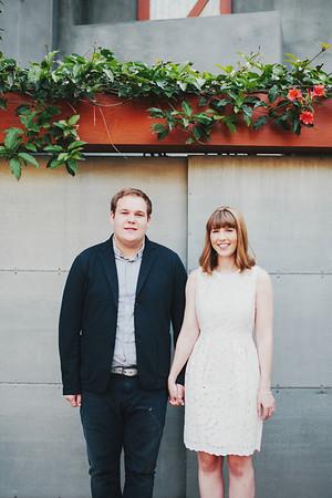 Will & Megan. Engaged.
