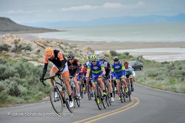 Antelope Island Road Race 2016