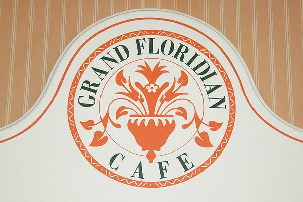 Ladies' Brunch at Grand Floridian Cafe