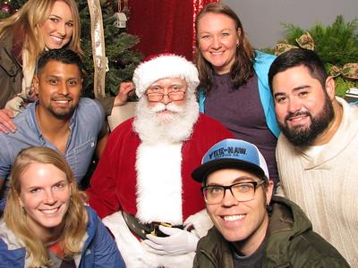 Berkshire Hathaway Santa Event