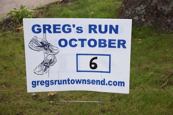 Greg's Run -October 2018