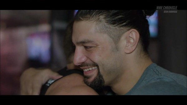 Roman Reigns - Screenshots / Roman´s Scenes WWE Chronicles Dean Ambrose